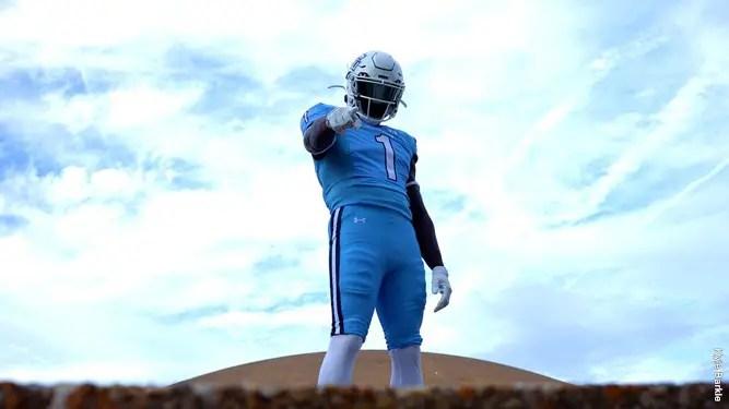 Best College Football Uniforms