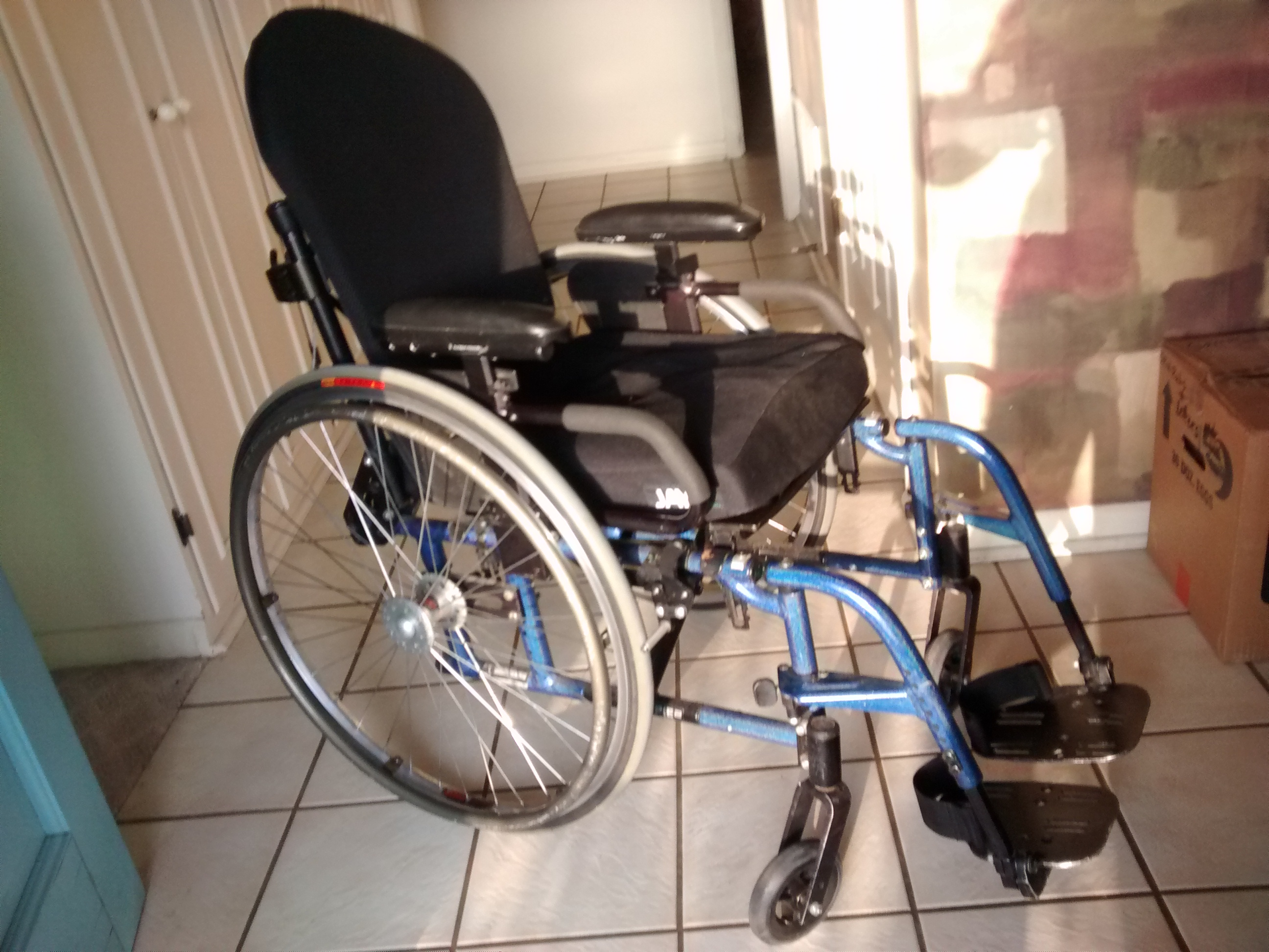 wheelchair for rent burlap chair covers folding chairs loanables located in austin tx