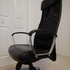 Office Chair On Rent West Elm Saddle Loanables Ikea Markus Desk Located In
