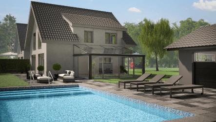 vendre terrain immobilier sur Vevey
