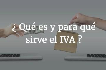 Impuesto al valor agregado IVA