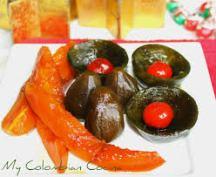 Comidas típicas colombianas - Dulce de Noche Buena