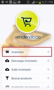 Inventario App MOVIL