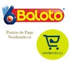 Servicio POS en línea Vendiendo.co: Puntos de Pago en Efectivo