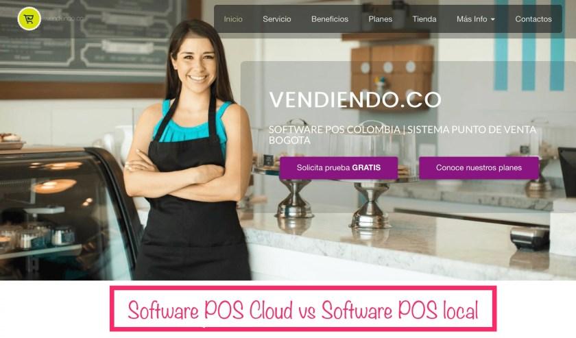 Software POS en la nube vs Software POS local