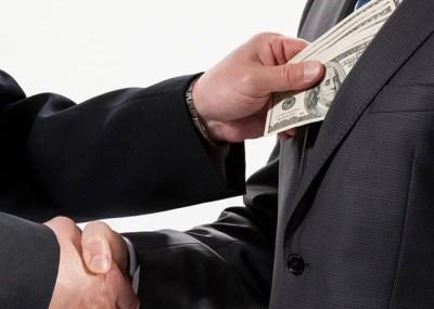 Corrupcion en Colombia