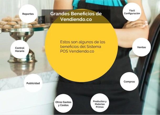 Beneficios de Vendiendo Software POS
