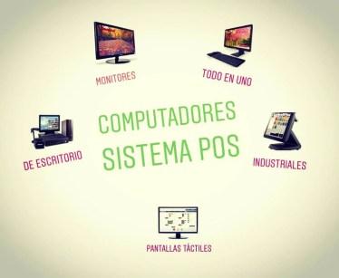 Computadores para sistema pos Bogota Colombia