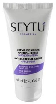 Crema de manos antibacterial seytu