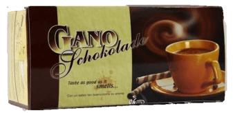 Gano Schokolade - chocolate con ganoderma - gano excel - itouch