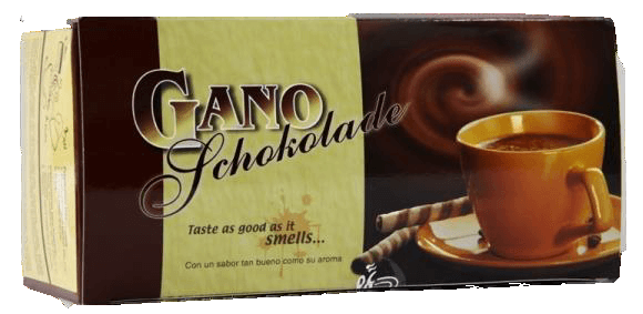 ganocafe shokolade - ganoderma productos gano excel méxico
