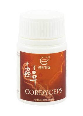 Capsulas Eternity Cordyceps Productos Gano Excel españa
