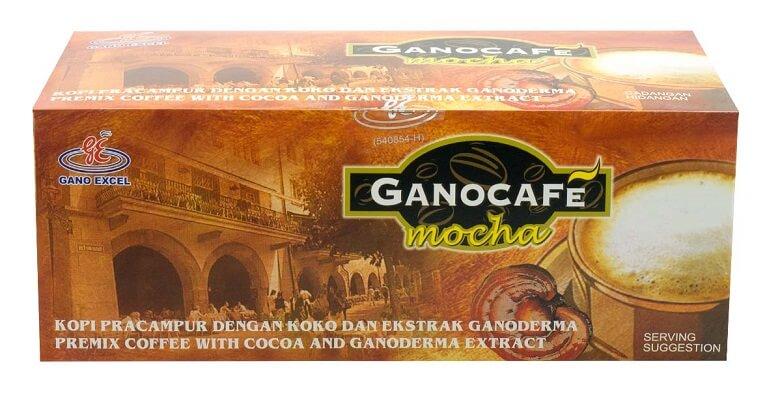 Gano Cafe mocha productos gano excel