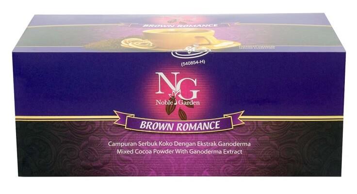 Noble-Garden-Brown Productos gano excel