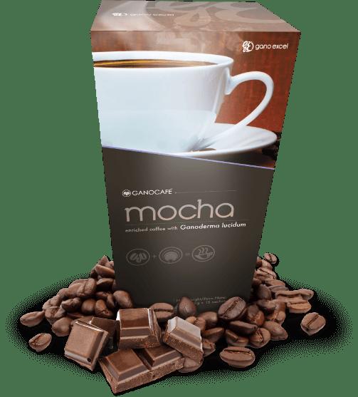 Ganocafe Mocha productos gano excel usa