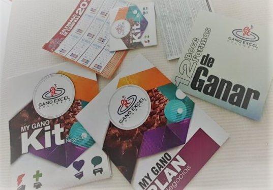 Kit de Inicio Gano Excel / Gano iTouch