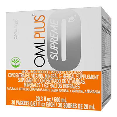 oml plus supreme catalogo de productos omnilife usa