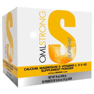 oml strong supreme catalogo de productos omnilife usa