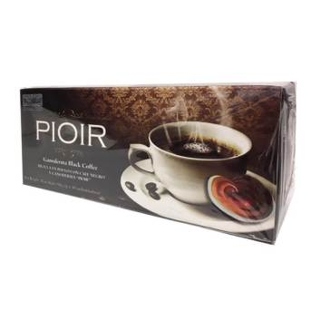 PIOIR GANODERMA BLACK COFFEE - CAFE NEGRO