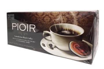 pioir ganoderma black coffee