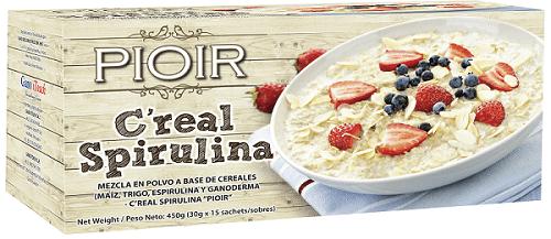pior cereal espirulina productos gano itouch peru