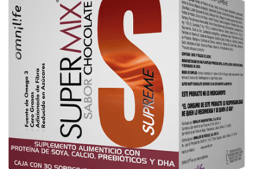 supermix supreme choc productos omnilife mexico