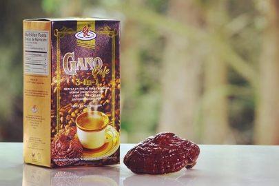 Gano Cafe 3 en 1 con Ganoderma