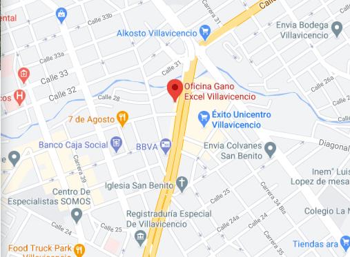 Gano Excel Villavicencio