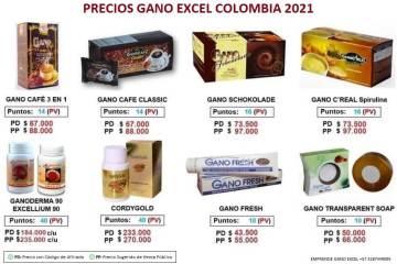 Precios-Gano-Excel-Colombia
