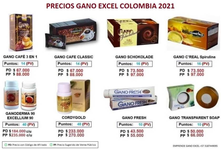 Precios-Gano-Excel-Colombia 2021