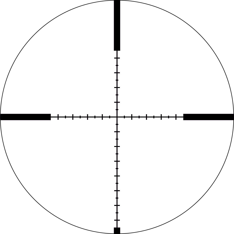 Vortex Viper Hst 6 24x50 Vmr 1 Mrad