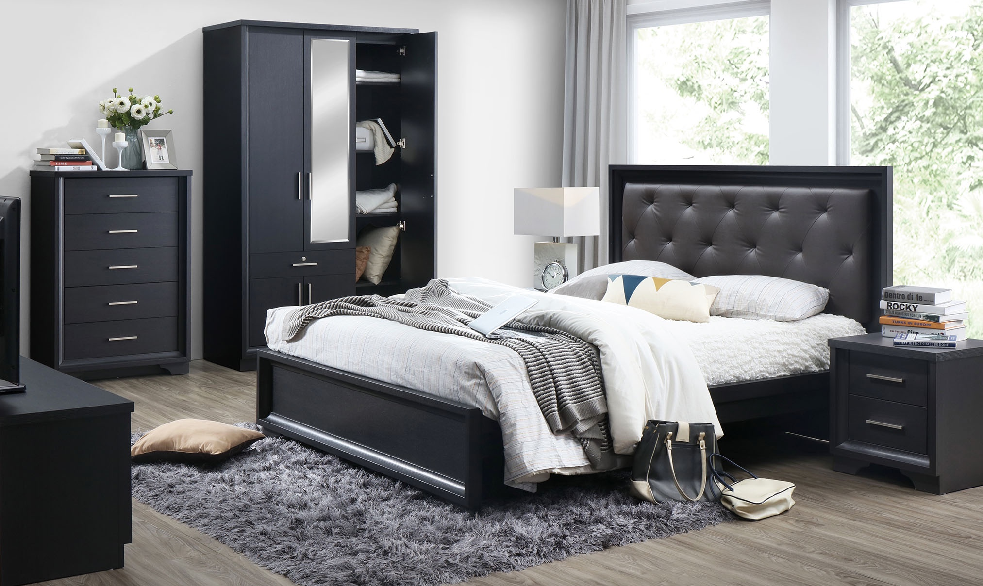 BEDROOM SUITES  Lifestyle Furniture