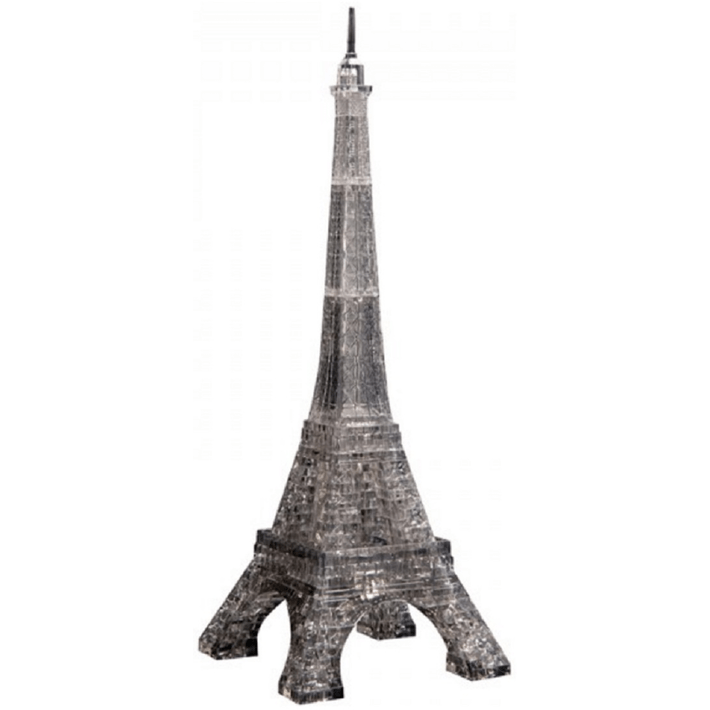 crystal puzzle eiffel tower