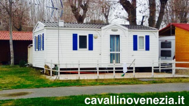 Vendita bungalow in campeggio Jesolo  Case Mobili Village
