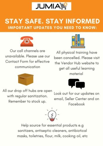 Stay Safe. Stay Informed (1)