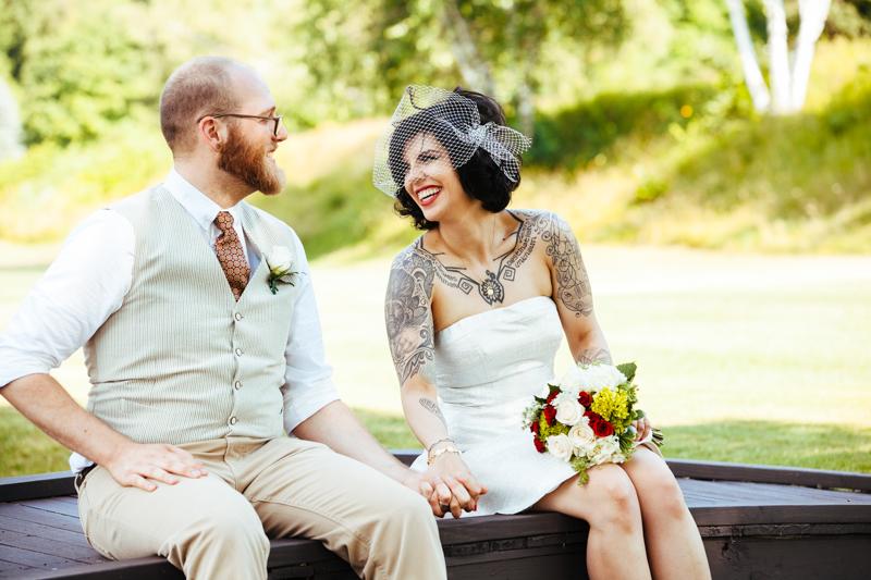 Caroline Alden Photographer as seen on @offbeatbride