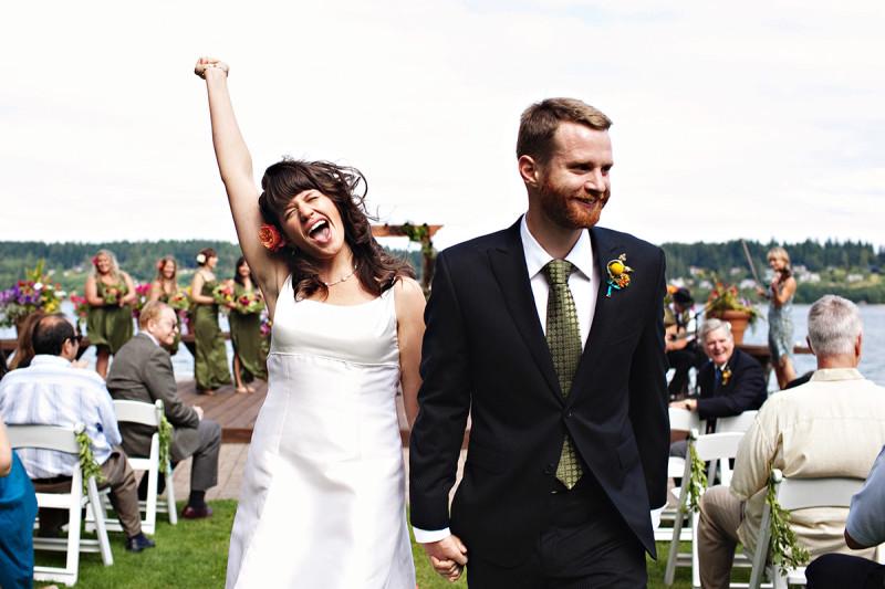 Seattle photographer Jenny Jimenez for Offbeat Bride