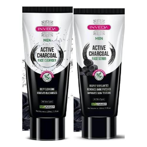 BBeautiful Active Charcoal Kit For Men