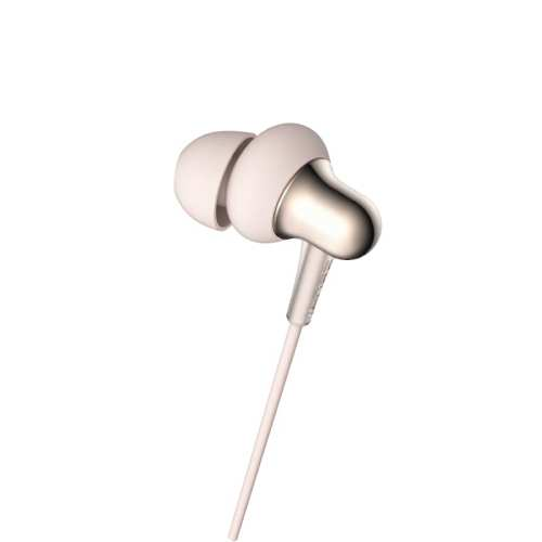 1MORE Stylish E1025 Dual-Dynamic Driver 3.5mm In-Ear Headphones - Gold