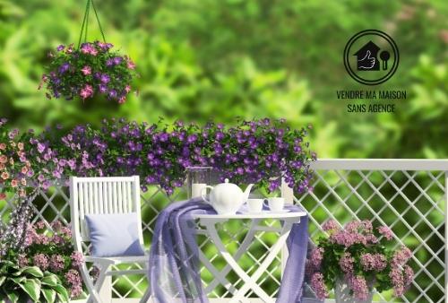 Garden Staging - la terrasse