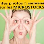 3 ventes photos les plus surprenantes sur les microstocks