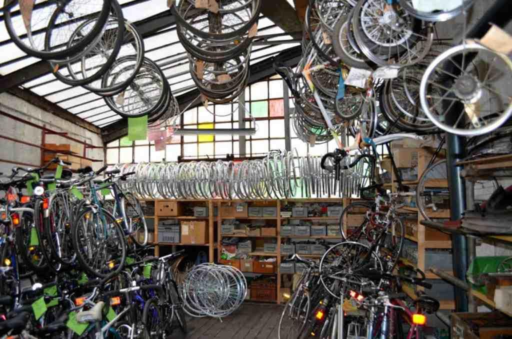acheter ou vendre un vélo d'occasion