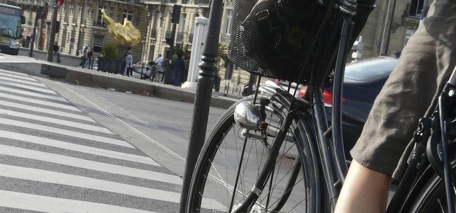 Le vélo, un remède pour le trafic urbain?