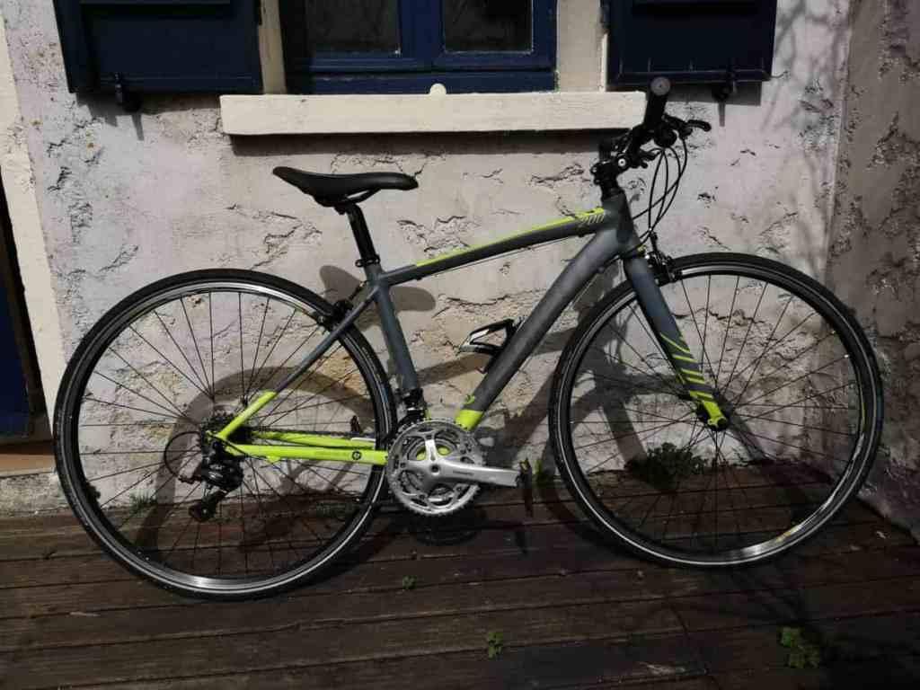 Vélo LaPierre Shaper 200 TP