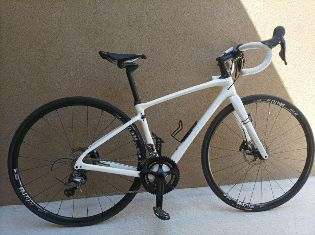 Vélo de route femme Specialized Ruby Sport Ultegra occasion 2020