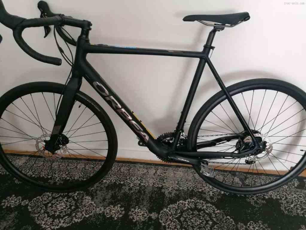 vélo route électrique VAE Orbea GAIN D50 occasion 2019