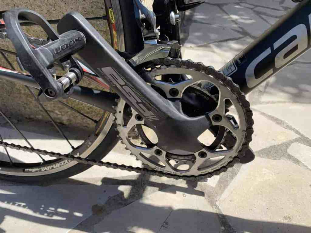 Vélo de course Cannondale Synapse