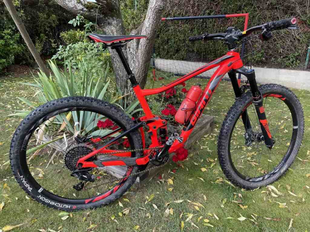 VTT all mountain Giant Anthem SX 2 occasion 2017