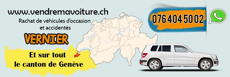 Rachat de voitures d'occasion à Vernier