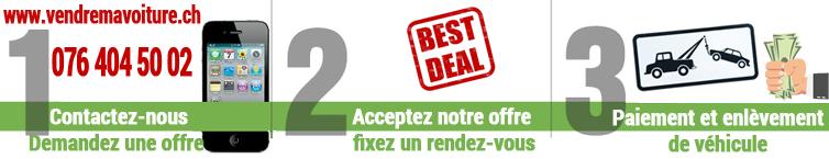 vendre ma voiture rapidement suisse